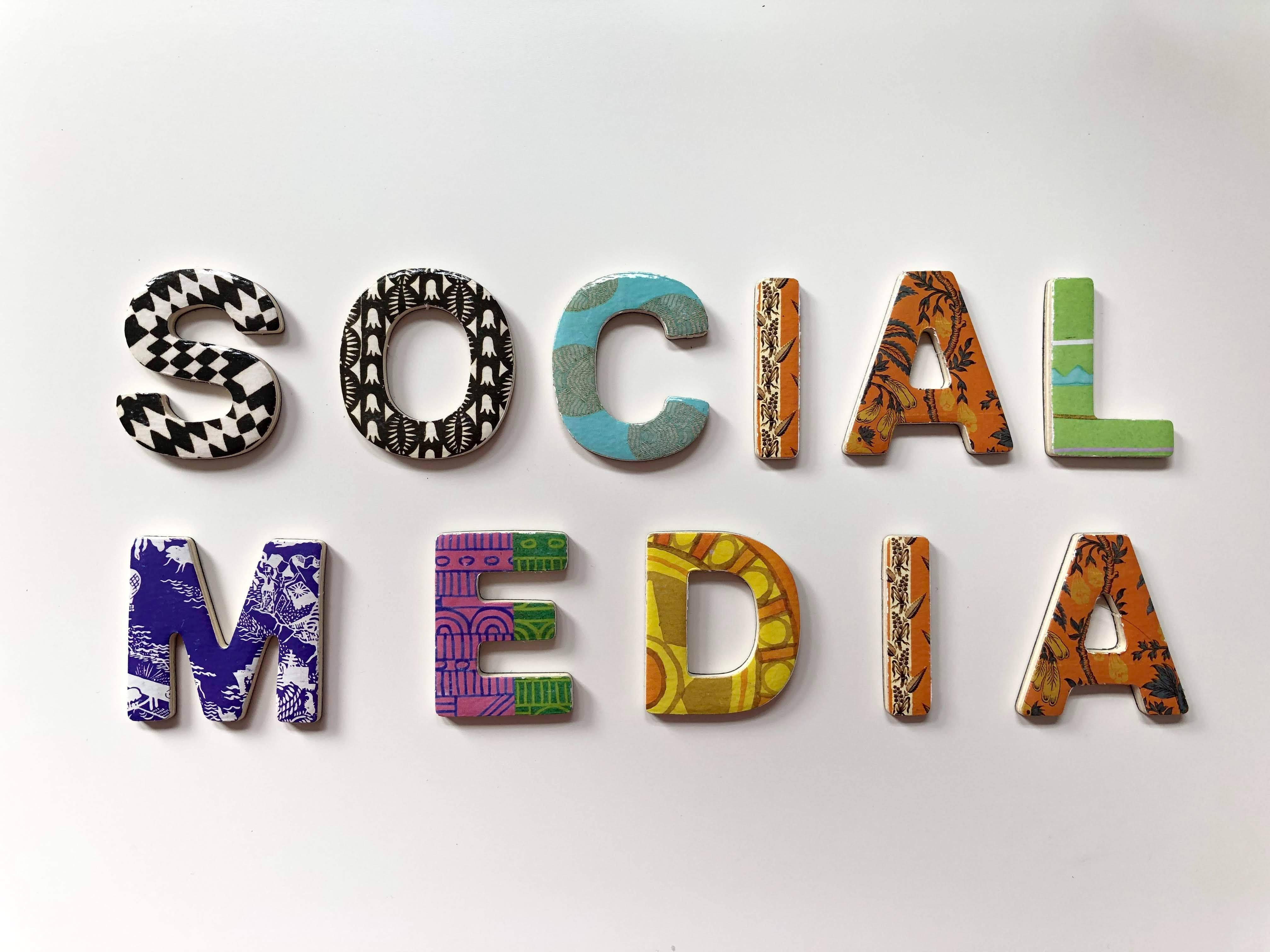 Header for blog post with title How To Engage Customers On Social Media